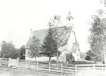 Presbyterian church 1875