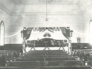 Sanctuary_First Methodist_George St._1915
